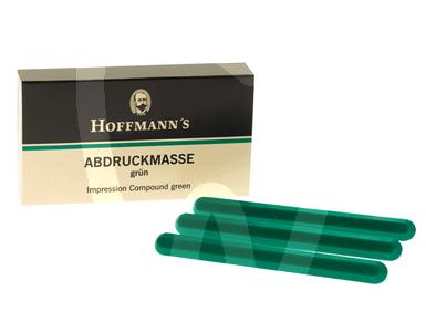 Product - HOFFMANN ABDRUCKMASSE GRÜN 12 STANGEN