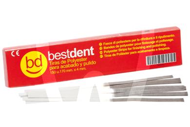 Product - STAHL-SEPARIERSTREIFEN 4 mm. BESTDENT