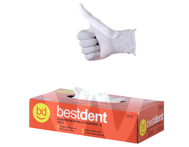 Product - PUDERFREIE NITRILHANDSCHUHE