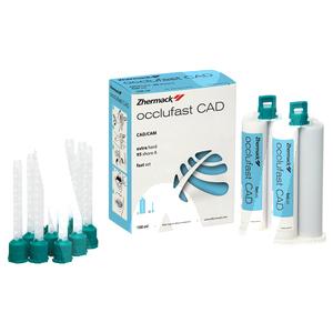 Product - OCCLUFAST CAD 2 x 50 ml + 12 MISCHKANÜLEN