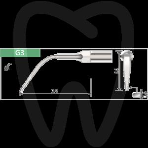 Product - SCALER-SPITZE-SPITZE P (FÜR EMS)