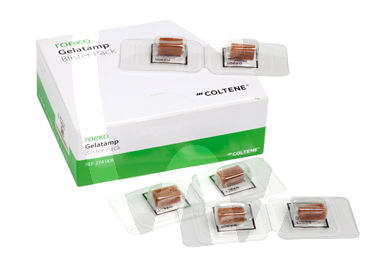Product - GELATAMP BLISTER 14 X 7 X 7 MM. X 20
