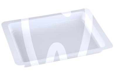 Product - EINWEG- KUNSTST. TRAY 20 x 15 cm GLATT 400 Stück