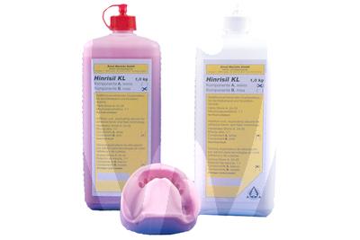 Product - HINRISIL® DUBLIERSILIKON 1 KG