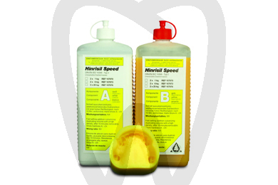 Product - HINRISIL® SPEED DUBLIERSILIKON GELB