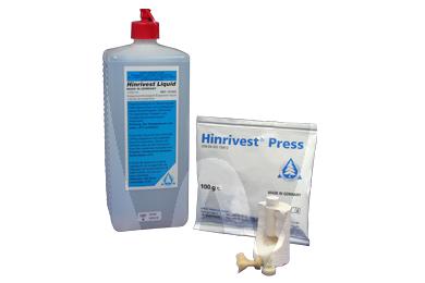 Product - HINRIVEST® PRESS