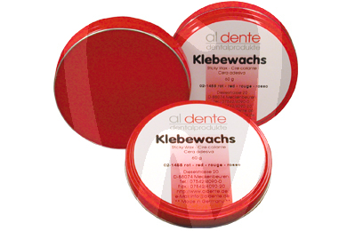 Product - ROTES KLEBEWACHS