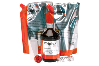 Product - SR TRIPLEX® HOT, STANDARDKIT, PINK
