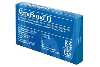 Product - VERABOND® 2V BERYLLIUMFREI
