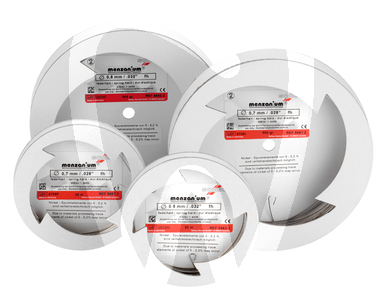 Product - MENZANIUM® DRAHT, ROLLE