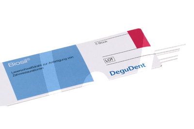 Product - BIOSIL® LASER-LOTDRAHT
