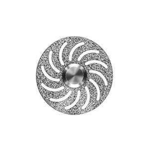 Product - HYPERFLEXIBLE DIAMANTSCHEIBE, BEIDSEITIG BELEGT Ø 22MM L = 0,10MM 20.000 U/MIN