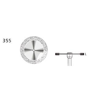 Product - DIAMANTSCHEIBE SUPERFLEX 355-524-220