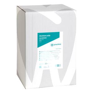 Product - ALUMINIUMOXID, 25 KG