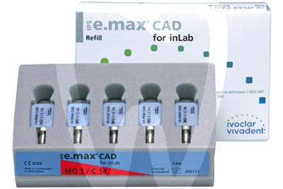 Product - IPS E.MAX CAD CEREC/INLAB HT I12/5