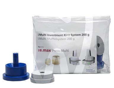 Product - IPS MULTI MUFFELRINGSYSTEM 3 MUFFELBASEN UND 3 RINGMESSLEHREN