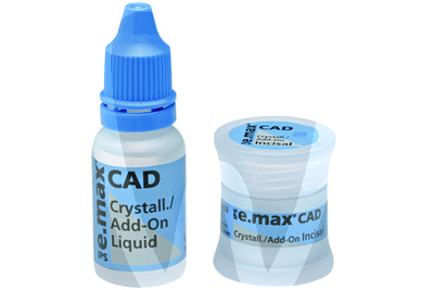 Product - E.MAX® CAD CRYSTALL.