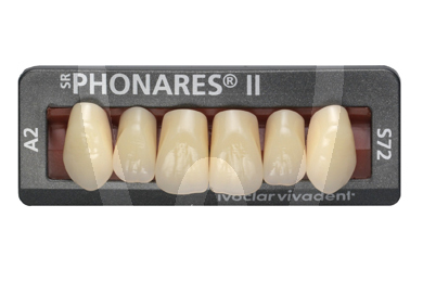 Product - SR PHONARES II Frontzähne