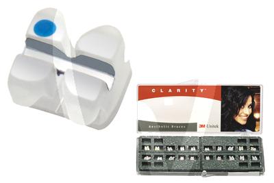 Product - 3M™ CLARITY™ ROTH BRACKETS .018 ERSATZ