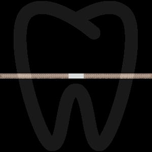 Product - EINSEITIGE SEPARIERSTREIFEN MIT LÖCHER 6 mm