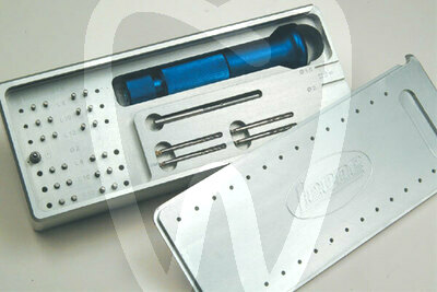 Product - MINI IMPLANT WITH HOOKS/GROOVE KIT