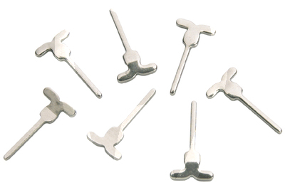 Product - T-HOOKS FOR VERTICAL-SLOT BRACKETS