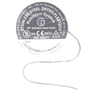 Product - ORTHO FLEXTECH EDELSTAHL ETCHED 75 CM (SSOFTE)