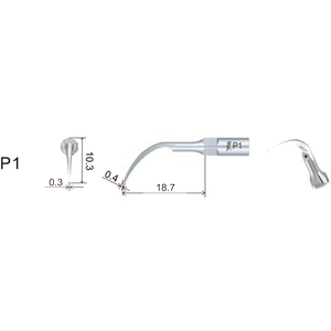 Product - ULTRASCHALLSPITZE FÜR SATELEC PD1