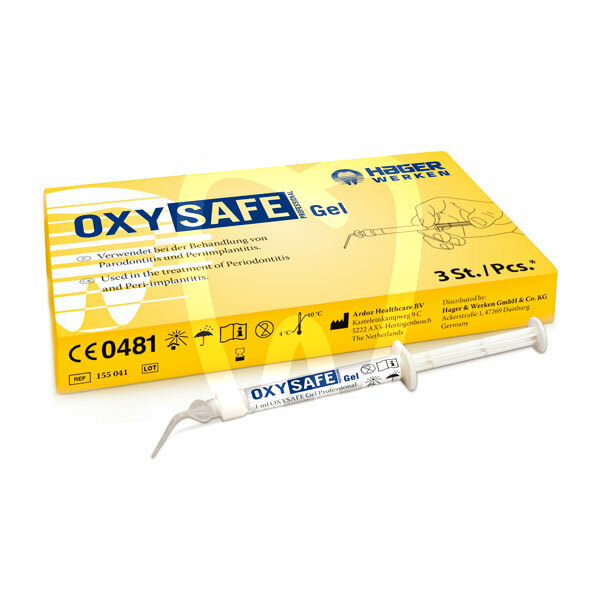 Product - OXYSAFE PROFESSIONAL  -SERINGUES