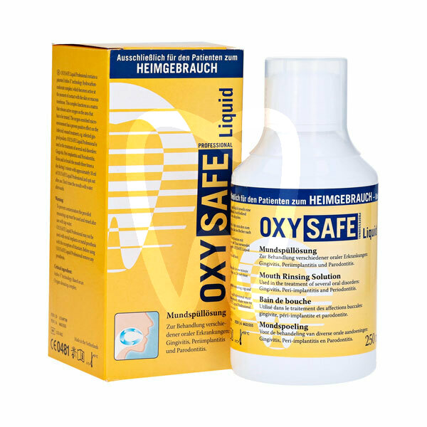 Product - OXYSAFE PROFESSIONAL - COLLUTOIRE