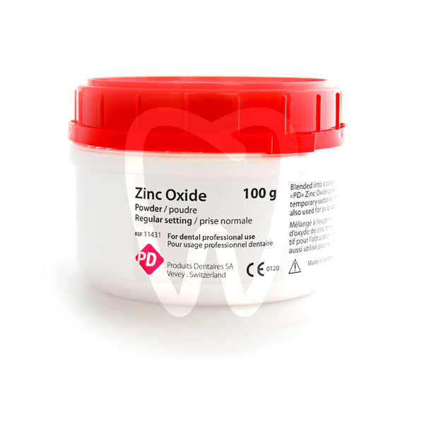 Product - ZINC OXIDE REGULAR SETTING