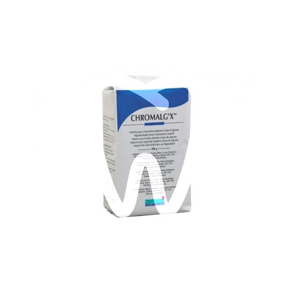 Product - ALGINATE CHROMALG´X CROMATIQUE