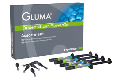 Product - GLUMA DESENSITIZER POWERGEL SERINGUE