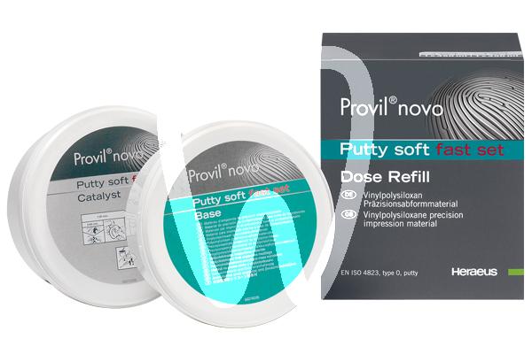 Product - PROVIL NOVO PUTTY SOFT FAST 500 ml