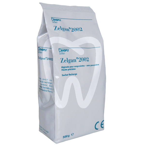 Product - ALGINATE ZELGAN 2002
