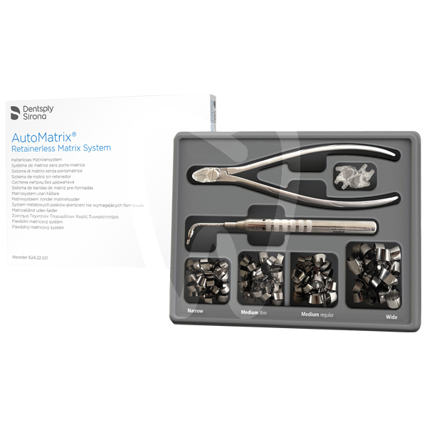 Product - AUTOMATRIX COFFRET