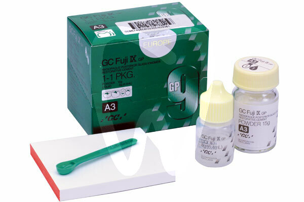 Product - FUJI IX GP POUDRE+LIQUIDE