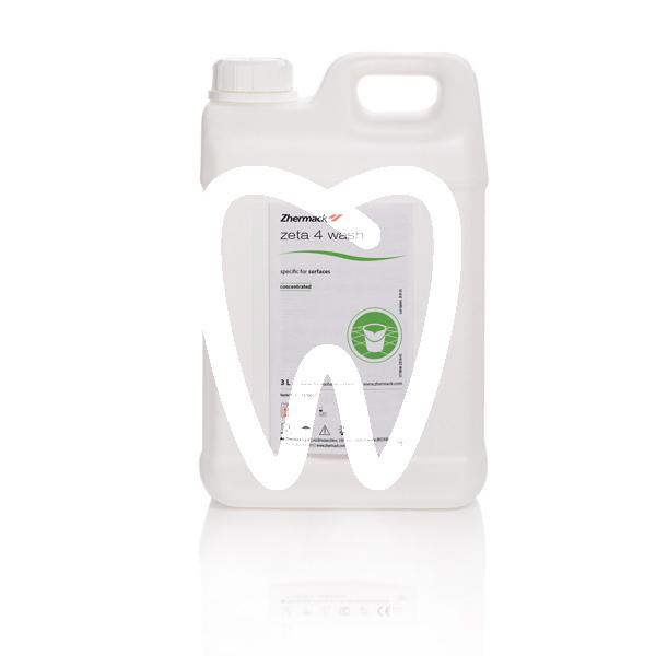 Product - ZETA 4 WASH NETTOYANT DE SURFACES