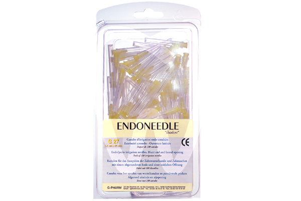 Product - ENDONEEDLE ENDO CALIBRE G30 LILAS