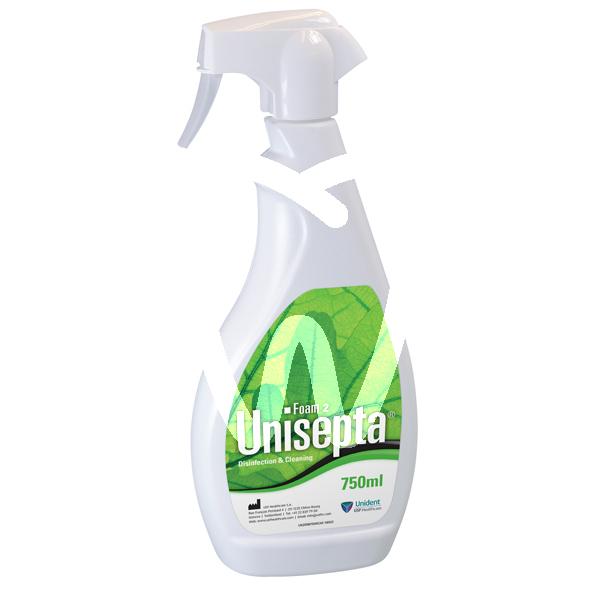 Product - UNISEPTA FOAM 2 EN 14476