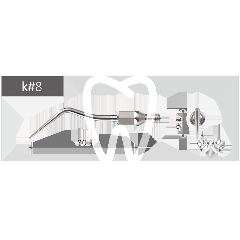 Product - INSERT Nº8 BESTDENT COMPATIBLE Nº8 KAVO POUR SONICFLEX