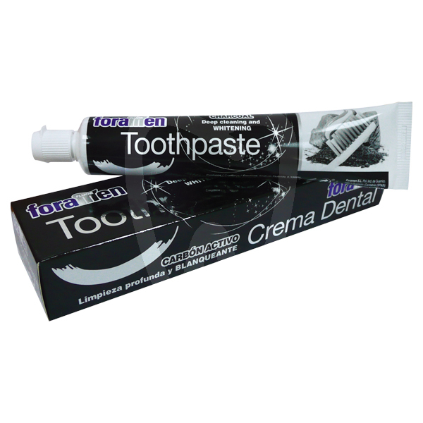 Product - DENTIFRICE CHARCOAL CHARBON ACTIF