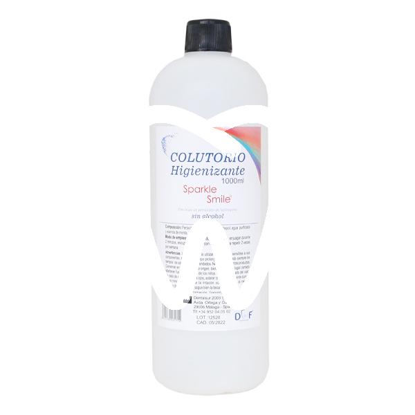Product - COLUTOIRE PEROXYDE D'HYDROGENE 1% EN 14476