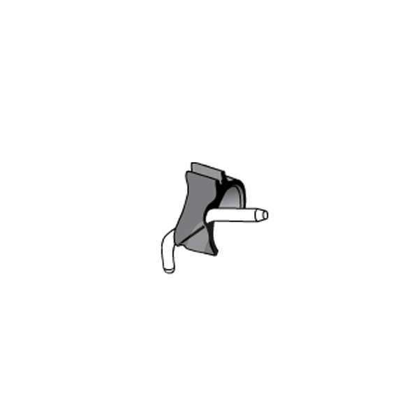 Product - CLIP NOIR TUBE DE SPRAY