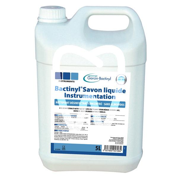 Product - SAVON LIQUIDE POUR INSTRUMENTS EN 14476