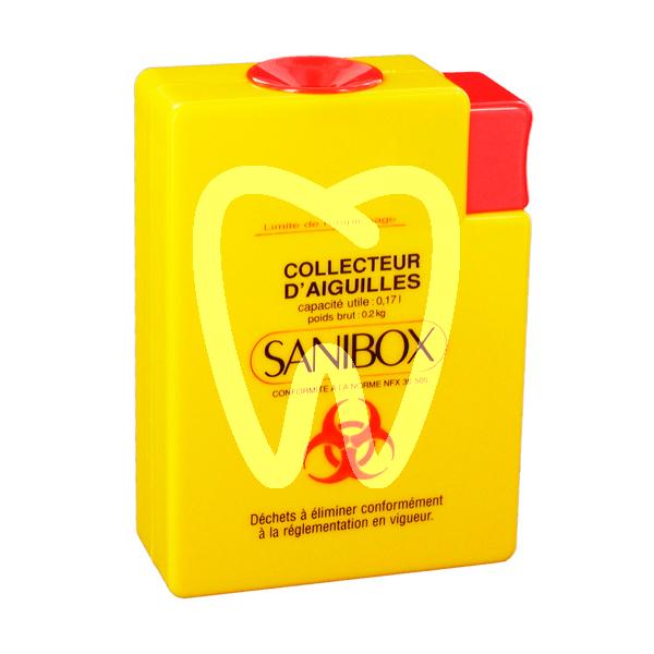 Product - SANIBOX MINI
