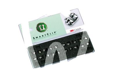 Product - BRACKETS AUTOLIGATURÉS SMARTCLIP- 1 CAS 5-5 SUP ET INF MBT