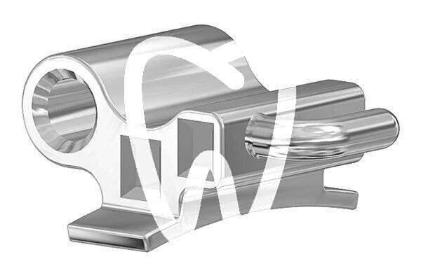 Product - TUBES ORAUX POUR SOUDAGE EN BANDES TRIPLES NON CONVERTIBLES AVEC TUBE ROND .045 OCLUSAL