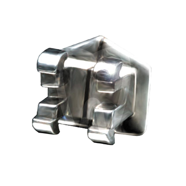 Product - BRACKETS ROTH METALLIQUES LOGIC LINE .022