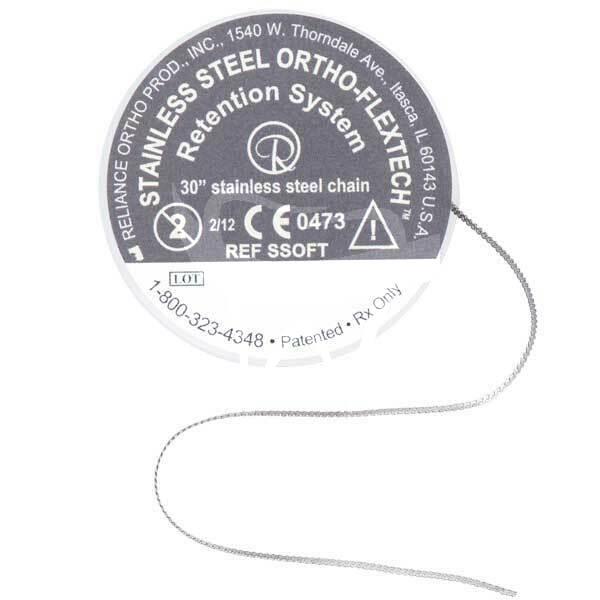 Product - ORTHO FLEXTECH ACIER INOX GRAVE ETCHED